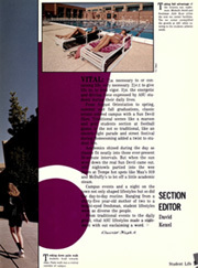 Page 13, 1990 Edition, Arizona State University - Sun Devil Spark Sahuaro Yearbook (Tempe, AZ) online yearbook collection