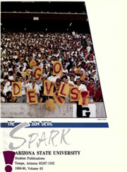 Page 5, 1990 Edition, Arizona State University - Sun Devil Spark Sahuaro Yearbook (Tempe, AZ) online yearbook collection