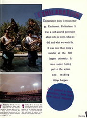 Page 7, 1990 Edition, Arizona State University - Sun Devil Spark Sahuaro Yearbook (Tempe, AZ) online yearbook collection