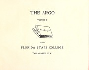Page 7, 1902 Edition, Florida State University - Renegade / Tally Ho Yearbook (Tallahassee, FL) online yearbook collection