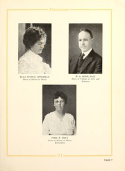 Page 13, 1921 Edition, Florida State University - Renegade / Tally Ho Yearbook (Tallahassee, FL) online yearbook collection