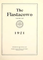 Page 9, 1921 Edition, Florida State University - Renegade / Tally Ho Yearbook (Tallahassee, FL) online yearbook collection