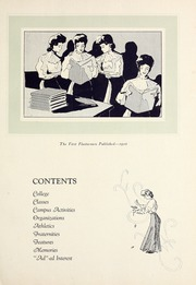 Page 11, 1930 Edition, Florida State University - Renegade / Tally Ho Yearbook (Tallahassee, FL) online yearbook collection