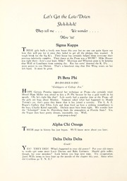 Page 224, 1930 Edition, Florida State University - Renegade / Tally Ho Yearbook (Tallahassee, FL) online yearbook collection