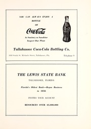 Page 227, 1930 Edition, Florida State University - Renegade / Tally Ho Yearbook (Tallahassee, FL) online yearbook collection