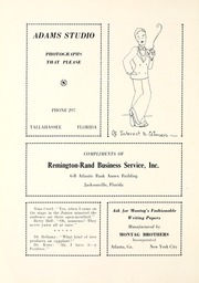 Page 232, 1930 Edition, Florida State University - Renegade / Tally Ho Yearbook (Tallahassee, FL) online yearbook collection