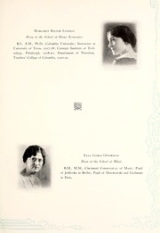 Page 29, 1930 Edition, Florida State University - Renegade / Tally Ho Yearbook (Tallahassee, FL) online yearbook collection
