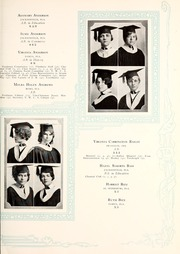 Page 35, 1930 Edition, Florida State University - Renegade / Tally Ho Yearbook (Tallahassee, FL) online yearbook collection