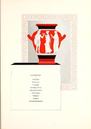 Page 11, 1932 Edition, Florida State University - Renegade / Tally Ho Yearbook (Tallahassee, FL) online yearbook collection