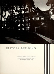Page 17, 1938 Edition, Florida State University - Renegade / Tally Ho Yearbook (Tallahassee, FL) online yearbook collection