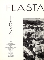 Page 6, 1941 Edition, Florida State University - Renegade / Tally Ho Yearbook (Tallahassee, FL) online yearbook collection