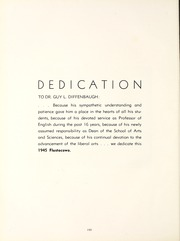 Page 16, 1945 Edition, Florida State University - Renegade / Tally Ho Yearbook (Tallahassee, FL) online yearbook collection