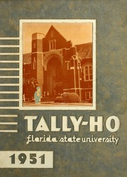 Page 1, 1951 Edition, Florida State University - Renegade / Tally Ho Yearbook (Tallahassee, FL) online yearbook collection