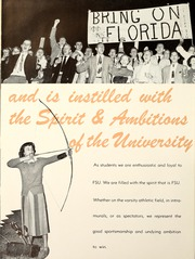 Page 14, 1951 Edition, Florida State University - Renegade / Tally Ho Yearbook (Tallahassee, FL) online yearbook collection