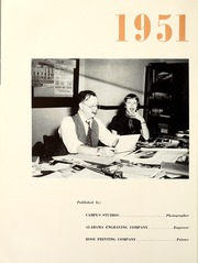 Page 16, 1951 Edition, Florida State University - Renegade / Tally Ho Yearbook (Tallahassee, FL) online yearbook collection