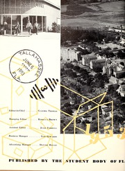 Page 16, 1953 Edition, Florida State University - Renegade / Tally Ho Yearbook (Tallahassee, FL) online yearbook collection