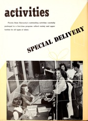 Page 4, 1953 Edition, Florida State University - Renegade / Tally Ho Yearbook (Tallahassee, FL) online yearbook collection