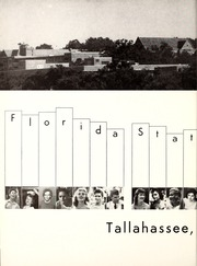 Page 8, 1958 Edition, Florida State University - Renegade / Tally Ho Yearbook (Tallahassee, FL) online yearbook collection