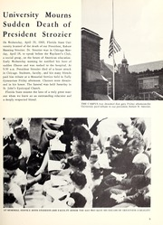 Page 13, 1960 Edition, Florida State University - Renegade / Tally Ho Yearbook (Tallahassee, FL) online yearbook collection