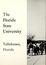 Page 8, 1960 Edition, Florida State University - Renegade / Tally Ho Yearbook (Tallahassee, FL) online yearbook collection