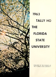 Page 5, 1963 Edition, Florida State University - Renegade / Tally Ho Yearbook (Tallahassee, FL) online yearbook collection