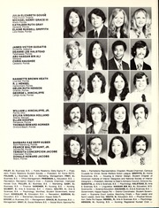 Page 28, 1973 Edition, Florida State University - Renegade / Tally Ho Yearbook (Tallahassee, FL) online yearbook collection