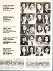 Page 29, 1973 Edition, Florida State University - Renegade / Tally Ho Yearbook (Tallahassee, FL) online yearbook collection