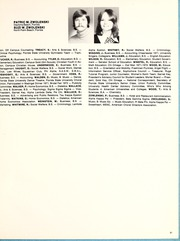 Page 35, 1973 Edition, Florida State University - Renegade / Tally Ho Yearbook (Tallahassee, FL) online yearbook collection