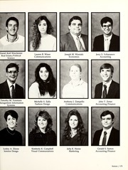 Page 185, 1988 Edition, Florida State University - Renegade / Tally Ho Yearbook (Tallahassee, FL) online yearbook collection