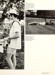 Page 15, 1993 Edition, Florida State University - Renegade / Tally Ho Yearbook (Tallahassee, FL) online yearbook collection