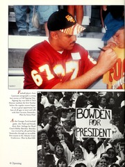 Page 8, 1993 Edition, Florida State University - Renegade / Tally Ho Yearbook (Tallahassee, FL) online yearbook collection