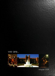 Page 1, 2008 Edition, Florida State University - Renegade / Tally Ho Yearbook (Tallahassee, FL) online yearbook collection
