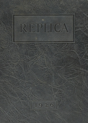 1926 Edition, Bushnell High School - Replica Yearbook (Bushnell, IL)