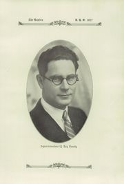 Page 13, 1927 Edition, Bushnell High School - Replica Yearbook (Bushnell, IL) online yearbook collection