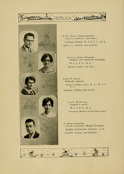 Page 16, 1928 Edition, Bushnell High School - Replica Yearbook (Bushnell, IL) online yearbook collection