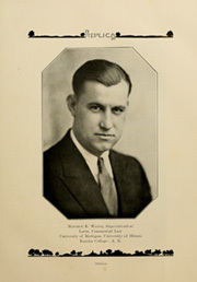 Page 15, 1930 Edition, Bushnell High School - Replica Yearbook (Bushnell, IL) online yearbook collection