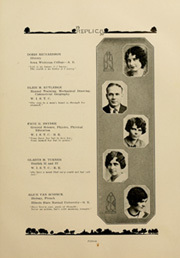 Page 17, 1930 Edition, Bushnell High School - Replica Yearbook (Bushnell, IL) online yearbook collection