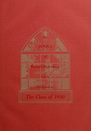 Page 5, 1930 Edition, Bushnell High School - Replica Yearbook (Bushnell, IL) online yearbook collection