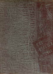 1941 Edition, Bushnell High School - Replica Yearbook (Bushnell, IL)