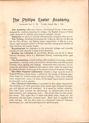 Page 3, 1892 Edition, Phillips Exeter Academy - PEAN Yearbook (Exeter, NH) online yearbook collection