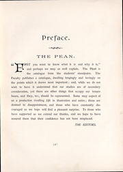 Page 9, 1892 Edition, Phillips Exeter Academy - PEAN Yearbook (Exeter, NH) online yearbook collection