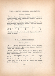 Page 136, 1894 Edition, Phillips Exeter Academy - PEAN Yearbook (Exeter, NH) online yearbook collection
