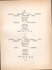 Page 143, 1894 Edition, Phillips Exeter Academy - PEAN Yearbook (Exeter, NH) online yearbook collection