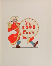 Page 15, 1908 Edition, Phillips Exeter Academy - PEAN Yearbook (Exeter, NH) online yearbook collection