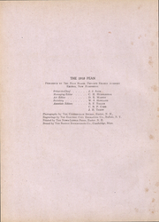 Page 4, 1918 Edition, Phillips Exeter Academy - PEAN Yearbook (Exeter, NH) online yearbook collection