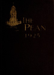 1925 Edition, Phillips Exeter Academy - PEAN Yearbook (Exeter, NH)
