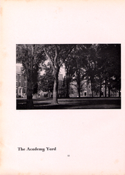 Page 13, 1928 Edition, Phillips Exeter Academy - PEAN Yearbook (Exeter, NH) online yearbook collection