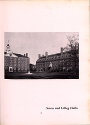 Page 14, 1928 Edition, Phillips Exeter Academy - PEAN Yearbook (Exeter, NH) online yearbook collection