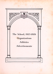 Page 5, 1928 Edition, Phillips Exeter Academy - PEAN Yearbook (Exeter, NH) online yearbook collection