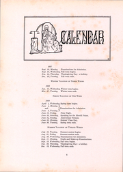 Page 9, 1928 Edition, Phillips Exeter Academy - PEAN Yearbook (Exeter, NH) online yearbook collection